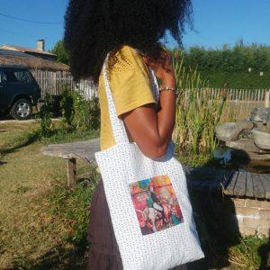 """Tote Bag """"Avoir une nounou"""""""
