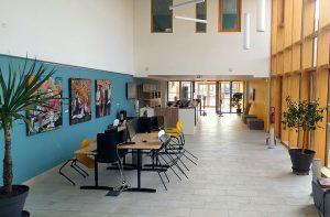 La Maison des Services Publics à St  André de Cubzac